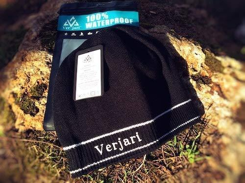 Waterproof beanie V-DRY - RAINSHELL