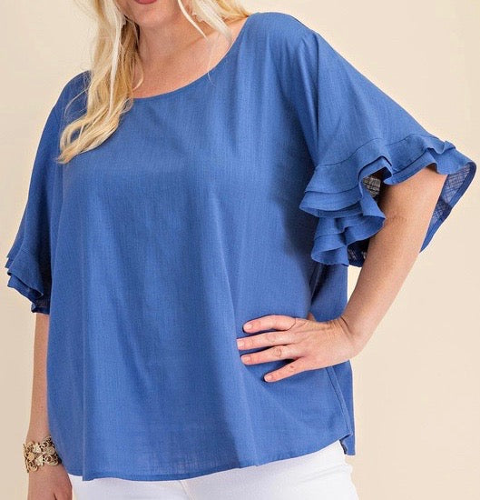 Tully Top -Plus (available in 2 colors)