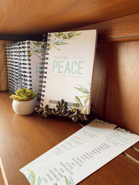 Pursuing Peace Devo-Planner