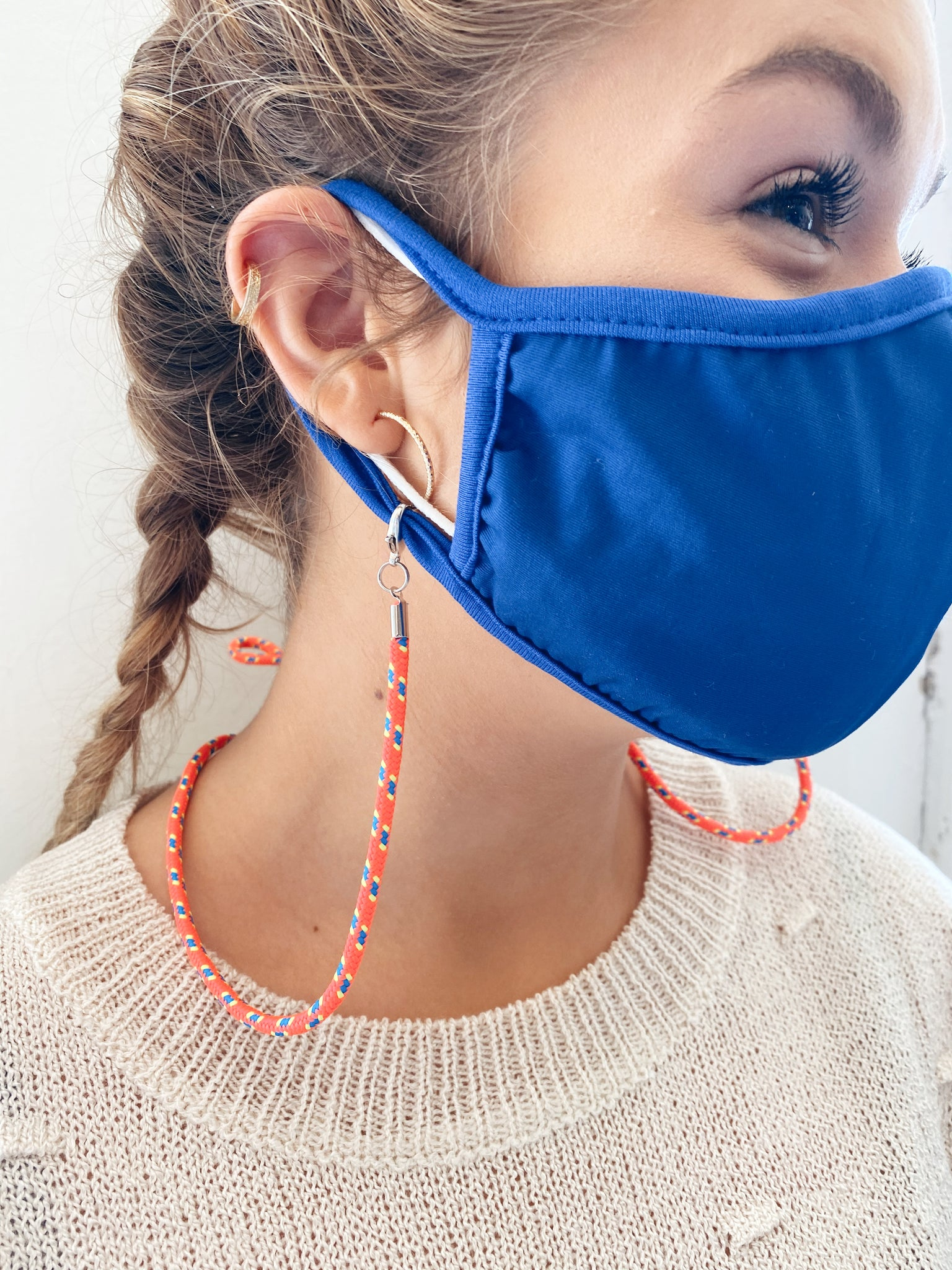 Colorful Mask Lanyards