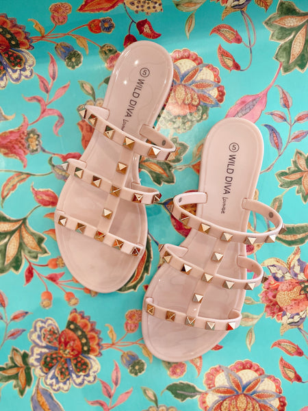 Ashley Sandals (Nude)