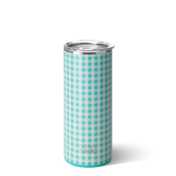 SCOUT+Swig- Barnaby Checkham Tumbler 20oz