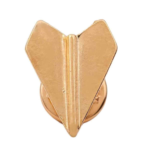 Airplane Shaped Alloy Brooch For Women price in Nepal