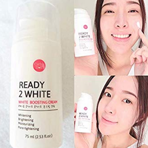 Cathy Doll Ready 2 White White Boosting Cream 75ml / By ShopHill