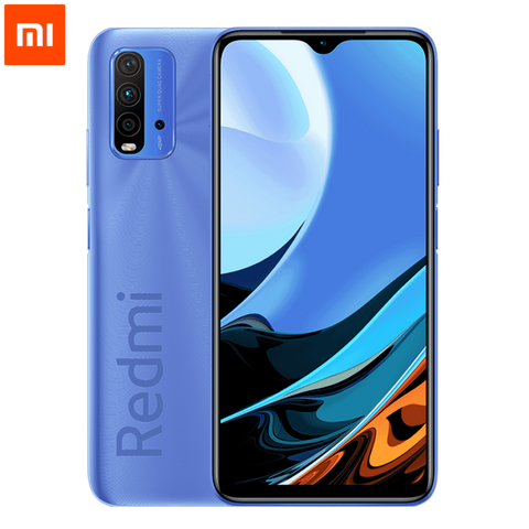 "Redmi 9 Power with 6000 mAh Battery capacity 48 MP Quad Camera 6.53"" FHD Display"