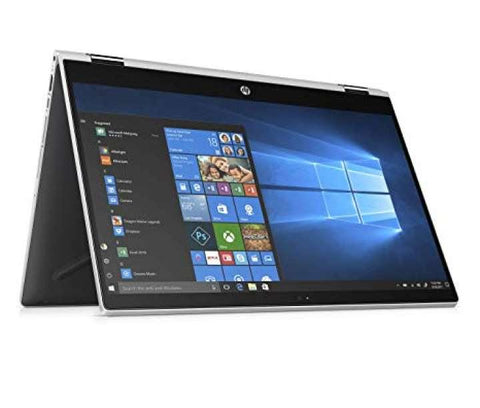 "HP Pavillion 15 X360 Touch i5 11TH GEN/ 8GB DDR4 RAM/ 256GB SSD/ Intel Irix GRAPHIC/ 15"" FHD Touch SCREEN Silver Win 10 Genuine"