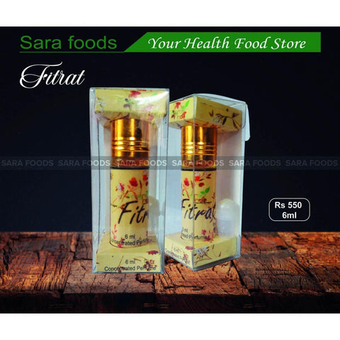 Concentrated Perfume Fitrat 6ml