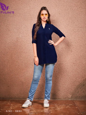 New Look Western Tunic & Top #2230 price in nepal