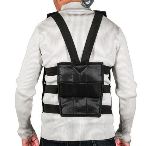 Black Solid Chest Guard With Fleece Fur Lined Inside For Bike Riding By Ramesh Impex