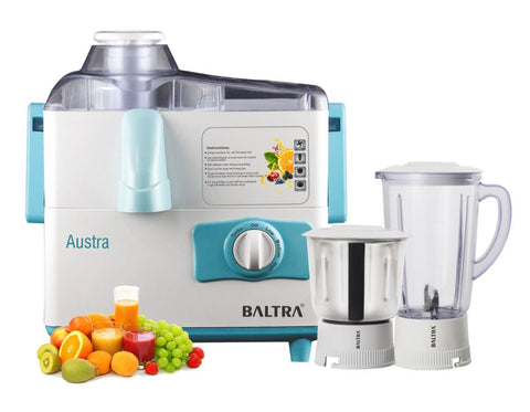 Baltra Austra Jmg 3 In 1 Juicer, Mixer And Grinder- 500 Watt price in Nepal