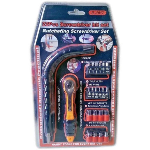 22pcs Screwdriver Bit Set price in Nepal