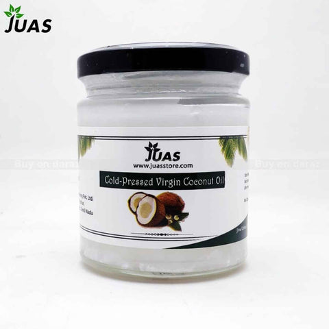 Juas Virgin Coconut Oil - 180 Ml