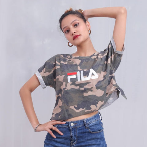 Army Tshirt For Women price in nepal