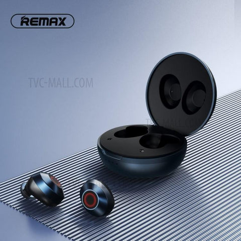 Remax Tws-8 True Wireless Metal Stereo Bluetooth Earphone - Genuine