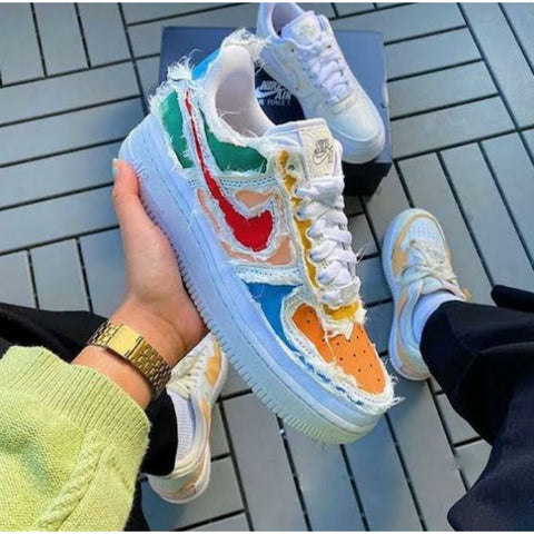 Air Force 1 X Custom