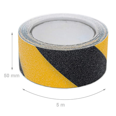 Anti Slip Tape (Yellow-Black)