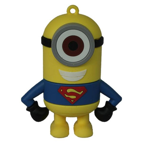 Minion Superman Power Bank