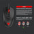 FANTECH X13 USB WIRED GAMING MOUSE 7 BUTTON OPTICAL RGB LED LIGHTS 4800 DPI