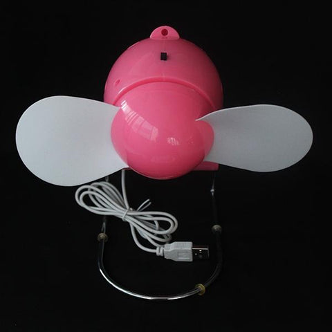 USB Fan with Stand