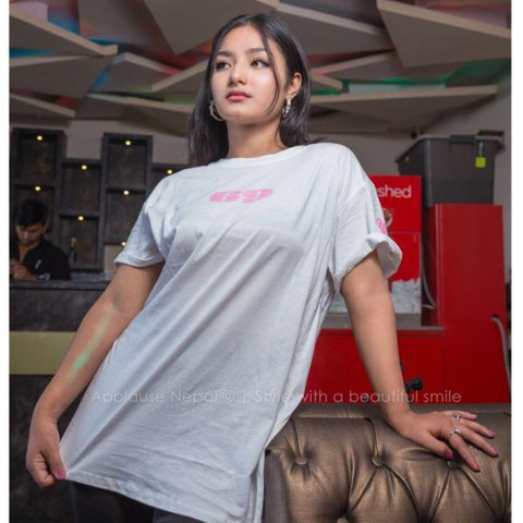 Grey Tshirt For Women price in nepal