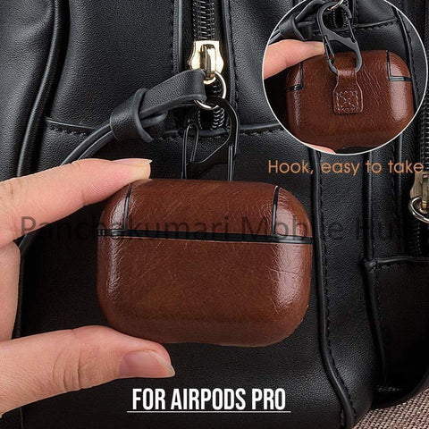Retro Vintage Hard Shell Case For Apple Airpods Pro