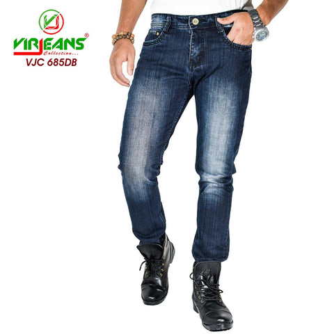 Virjeans Denim (Jeans) Choose Pant (Vjc 685) Dark