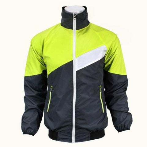 Neon Black Windcheater For Men price in nepal