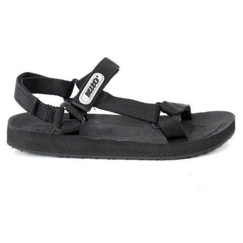 Black Casual Sandal For Men