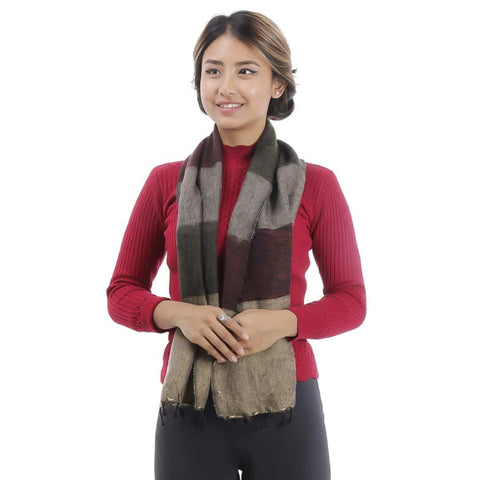 Yak Wool Scarf For Women price in nepal