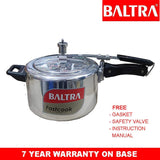 Baltra Fast Cook Pressure Cooker 5 liters