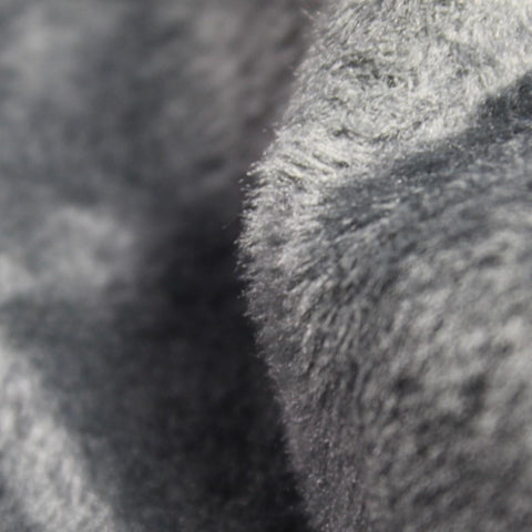 Dark Grey Inner Fur Thermal Set