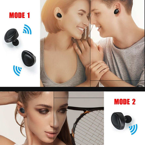 Mini Tws Twins True Wireless Bluetooth Headsets