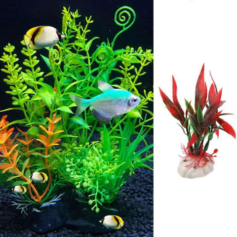 Aquatic Water Plants Fish Tank Aquarium Simulation Grass Decor price in Nepal