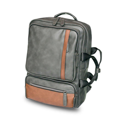 Grey Casual Tone Laptop Bag-unisex (41001711)