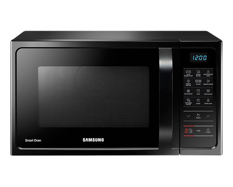 Samsung MC28H5023AK/TL 28L Convection Microwave Oven With Ceramic Cavity