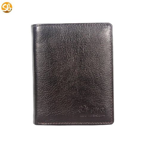 Men's leather Bifold Wallet for Men