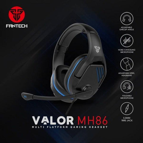 FANTECH MH86 VALOR Multi-Platform Gaming Headset price in Nepal