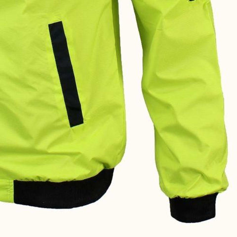 Neon Bomber Windcheater For Men