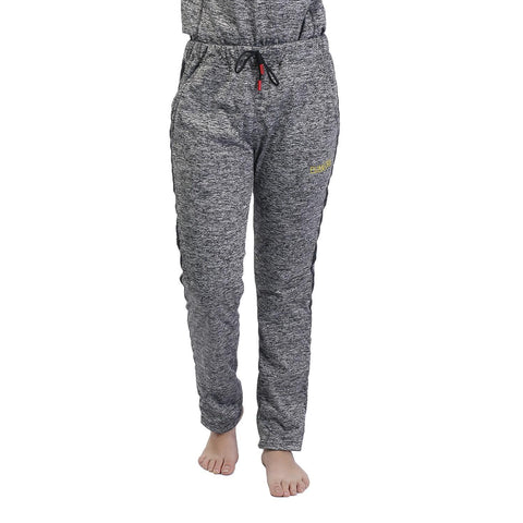 Knitted Cotton Sports Trousers For Women