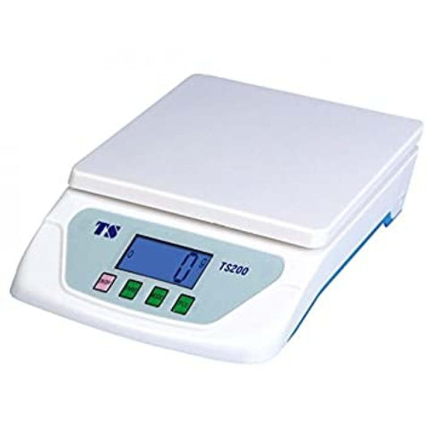 TS-200 Platinum Digital Electronic Compact Scale, 10 Kg Capacity For Kitchen, Offices, Warehouse, Laboratories and Industries Weighing Scale /By ShopHill price in Nepal