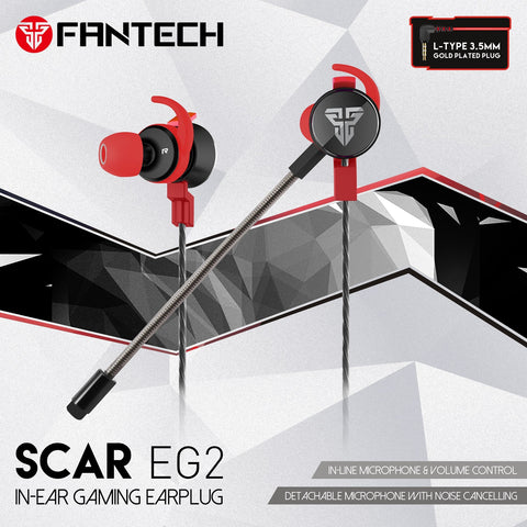 Fantech Scar EG2 In-Ear Gaming Earplug price in nepal