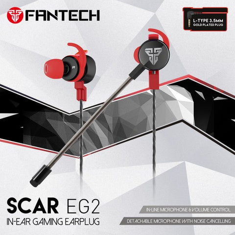 Fantech Scar EG2 In-Ear Gaming Earplug