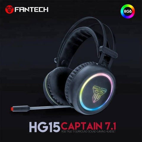 FANTECH HG15 CAPTAIN 7.1 STEREO GAMING HEADSET price in nepal