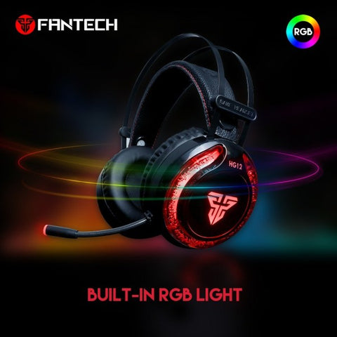 FANTECH HEADSET GAMING HG12 SOLAR