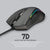 FANTECH CYCLOPS X10 GAMING MOUSE