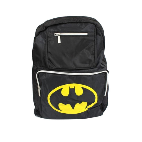 Batman Mini Backpack Women Shoulder Bag For Teenage Girls Kids Multi-Function Small Bagpack By Bajrang