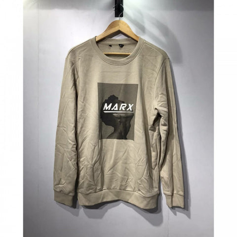 Marx Over Size Sweat For Men