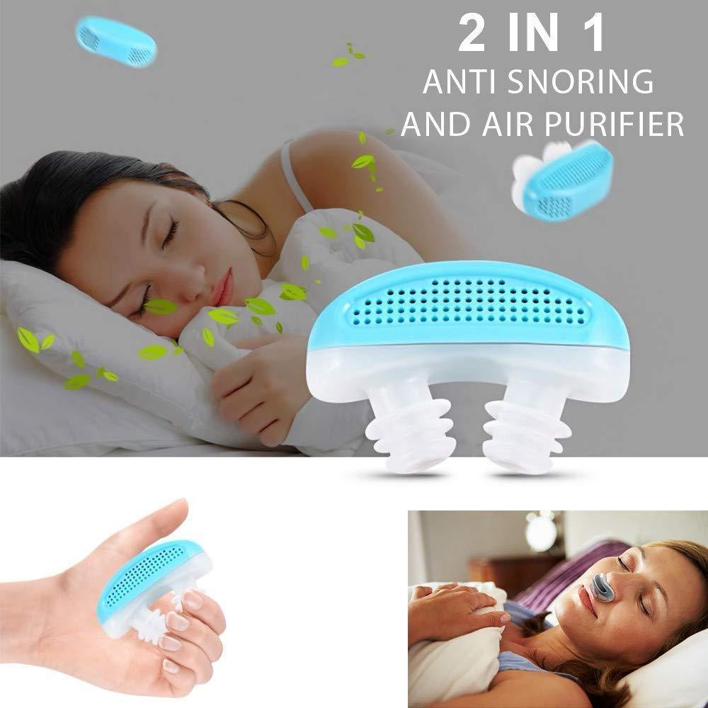 2 In 1 Anti Snoring & Air Purifier Nose Clip price in Nepal