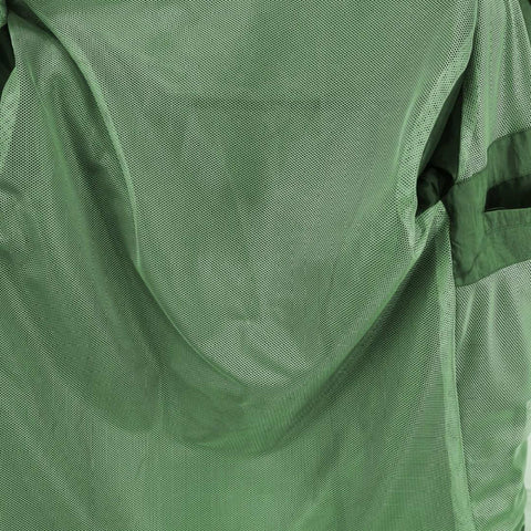 Green Taffeta Windcheater For Men