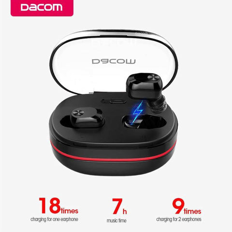 Dacom K6H Tws Wireless Earbuds price in Nepal